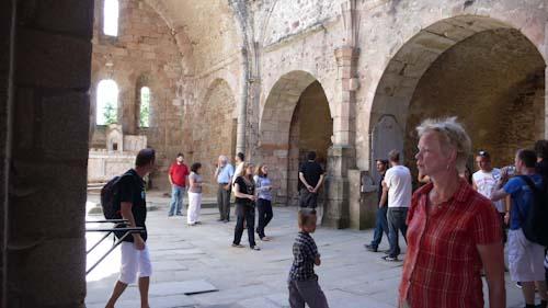 Kerk waar de vrouwen en kinderen werden verbrand