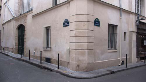 Rue des Poitevins